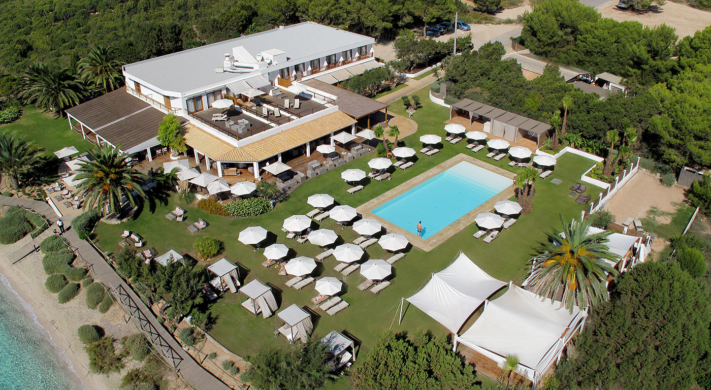 Gecko Hotel And Beach Club Formentera