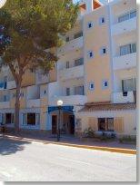 Hotel Levante in Es Pujols