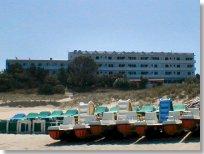 Hotel Cala Saona in Cala Saona