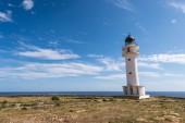 Einer der schönsten Orte der Insel: Der Leuchtturm La Mola im Osten Formenteras.