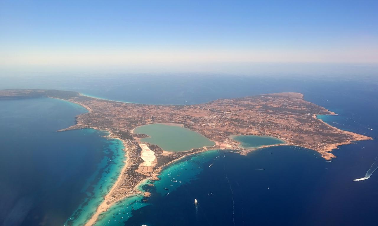 Auch im Oktober können Sie herrliche Tage auf Formentera erleben.