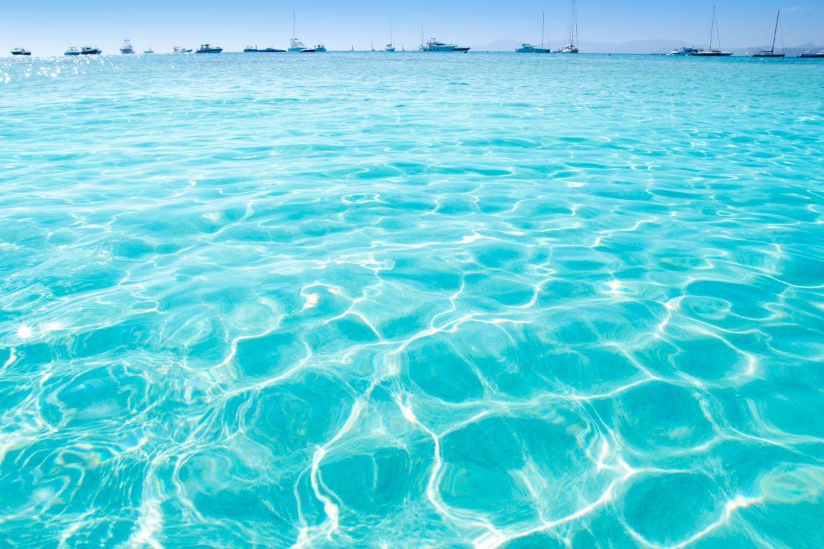 Im vergangenen Jahr ist der Wasserbedarf auf Formentera um fast 8 Prozent gesunken.