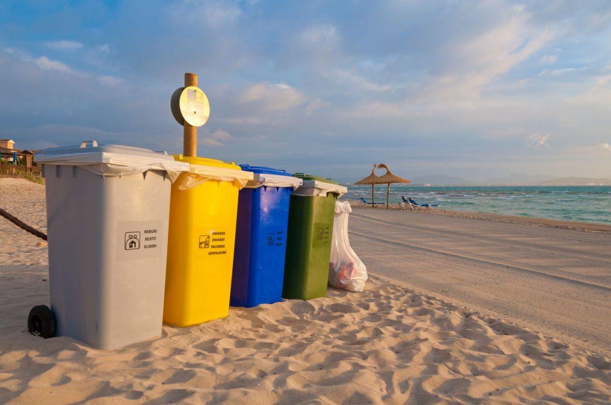 1,1 Millionen Euro für den Abtransport von Formenteras Abfällen