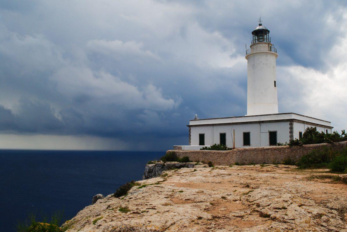 Formentera: Auch bei schlechtem Wetter die Balearen genießen