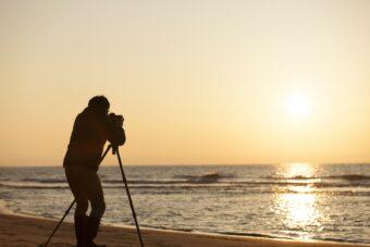 Für gute Fotos braucht es das geeignete Equipment.